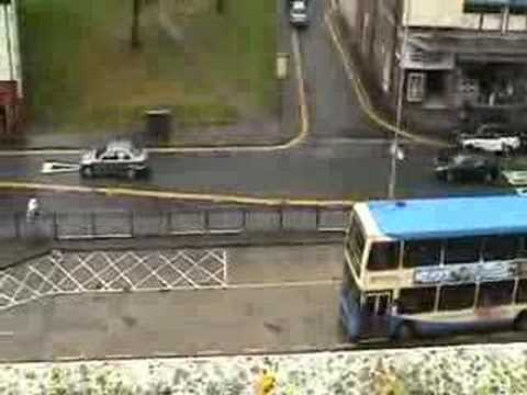 Short clip from Preston Bus Station
