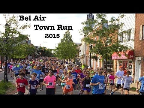 2015 Bel Air Town Run