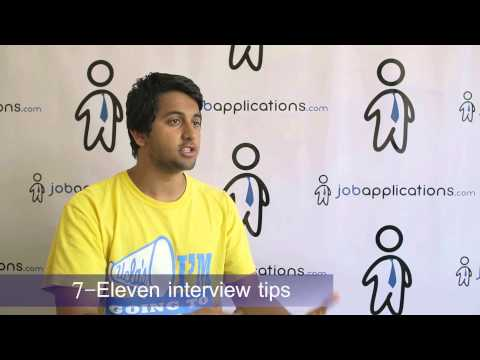 Interview Tips From A 7-Eleven Manager