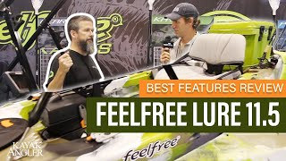 FeelFree Kayaks Updates The Lure 11.5