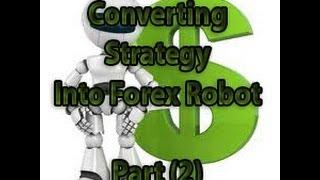 Mql4 Programming Tutorial 39   Converting strategy part 2