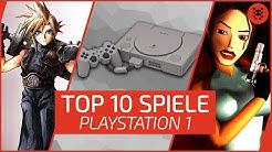 Top 10: PLAYSTATION - Die erfolgreichsten Spiele für PS1!