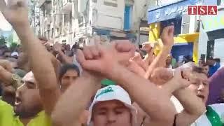 "Alger, 33e vendredi : ""Chaâb mahoch habes, Idouna gaâ lel hbas"""