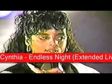 Cynthia - Endless Night (Extended Live Edit)