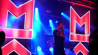 Mallory Knox - Lonely Hours LIVE