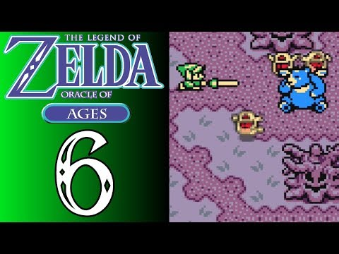 Lets Play Oracle of Ages (BLIND) Part 6: THE BOY AND THE BEAR