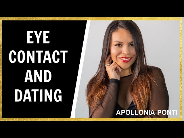 The Importance of Eye Contact | 3 Ways It Builds Attraction & Trust!