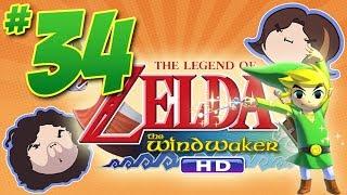 Wind Waker HD: Just a Kid - PART 34 - Game Grumps