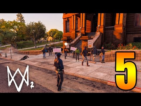 Watch Dogs 2 (5) DEMO!