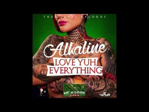 Alkaline - On Fleek (Love Yuh Everything) (Clean) (Official Audio)   Dancehall 2015   21st Hapilos