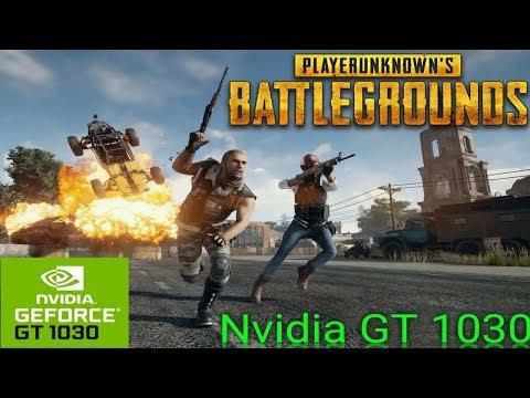 PlayerUnknown's Battlegrounds[Intel Core i5 650+8GB RAM+Nvidia GT 1030]