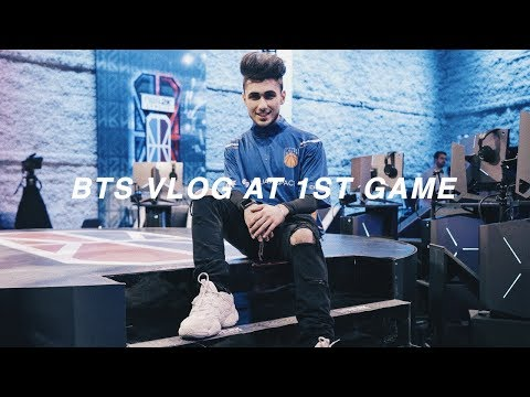 DAY IN THE LIFE VLOG // NY Knicks NBA 2KLeague Player's FIRST Game!