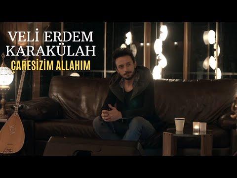 Veli Erdem Karakülah - Çaresizim Allahım ( Canlı Performans )