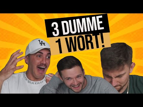 3 DUMME 1 WORT | mit MOIS und INSCOPE21