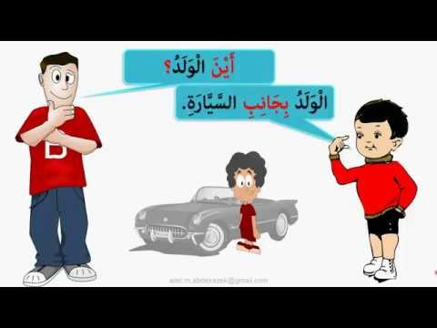 Arabic prepositions Part ONE