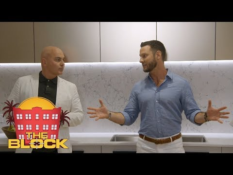 Courtney and Hans' Kitchen | The Block