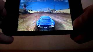 Fast Five iOS gameplay