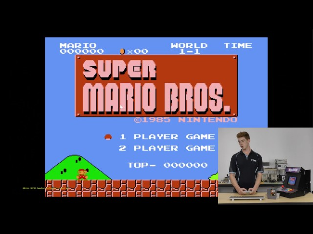 install snes emulator on retropie