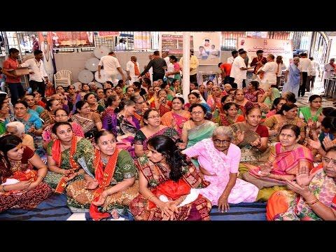 26/02/2016  (Part 4)  Bhagwan Odhavram Navnirmit Mandir - Bhaav Pratistha & Praan Pratistha Mahotsav