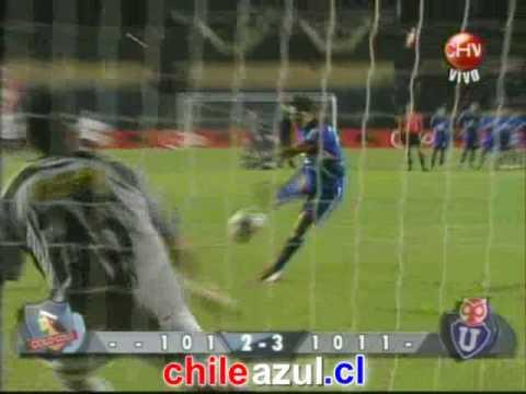 Partido Amistoso - Copa Gato - 2010 - Colo Colo V.S U De Chile - Penales