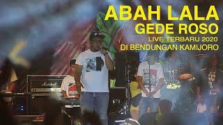 ABAH LALA GEDE ROSO Live at BENDUNGAN KAMIJORO 11 JANUARI 2019