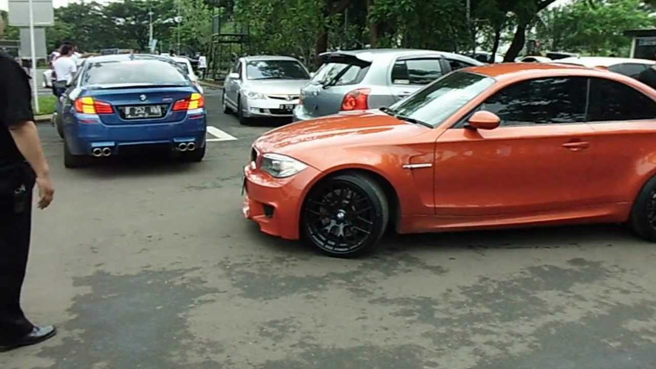 Bmw M Owners Club Indonesia Arriving Youtube