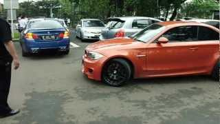 BMW M Owners Club Indonesia Arriving