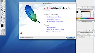 Интерфейс программы Фотошоп  Урок1