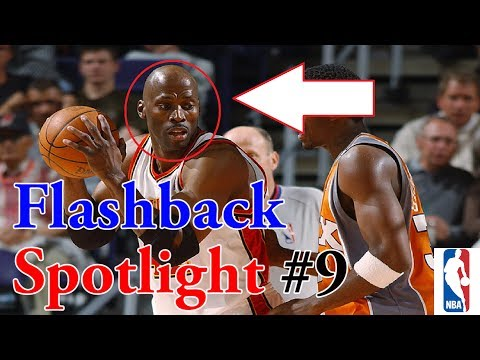 NBA Flashback Spotlight Player #9 | Kevin Willis - The Oldest in NBA History!