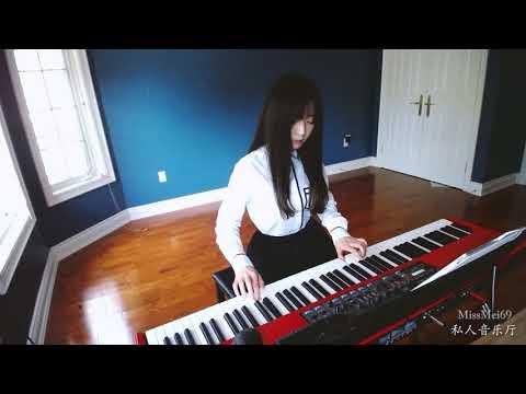 【Piano】A Little Happiness 小幸运 - Hebe Tien 田馥甄