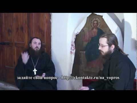 Как ставить крест на кладбище. о.Максим Каскун