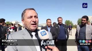جامعة الطفيلة تقيم صلاة الغائب على ضحايا فاجعة البحر الميت - (29-10-2018)