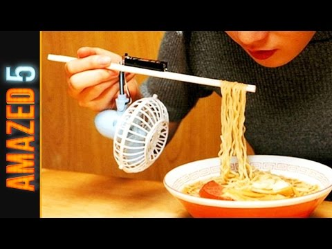 19 Weirdest Japanese Inventions That Actually Exist