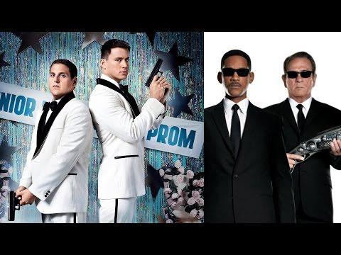 21 Jump Street/Men in Black Crossover Movie In The Works - Collider Video