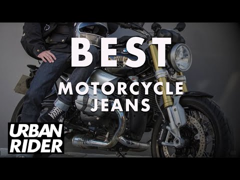 The Best Motorcycle Jeans