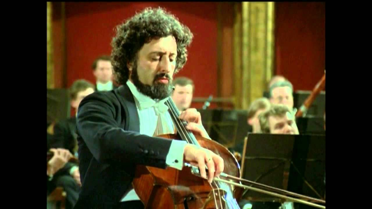 Mischa Maisky - Schumann - Cello Concerto in A minor, Op 129