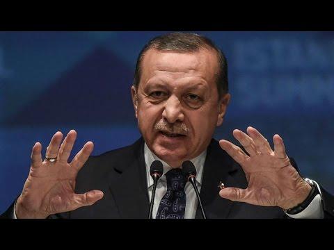 British writer starts 'offensive poetry competition' about Turkey's Erdoğan