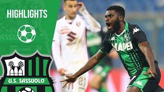 Sassuolo-torino 2-1   highlights 2019/20