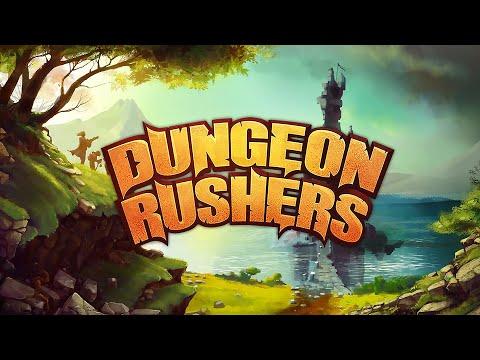 DUNGEON RUSHERS Gameplay |