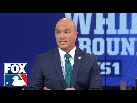 Mark Sweeney on Phillies pitching and JD Martinez's hot bat | MLB WHIPAROUND