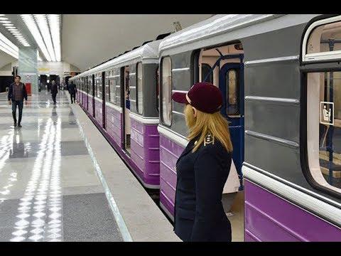 Bakı metrosunda ölüm hadisəsi baş verib