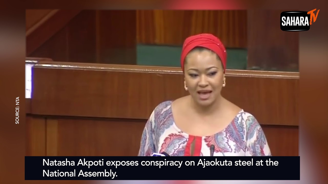 How Nigerian Officials Squandered An Opportunity To Revive The Ajaokuta Steel Mill-Natasha Akpoti