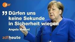Corona-Krise: Statement von Bundeskanzlerin Merkel zur aktuellen Lage