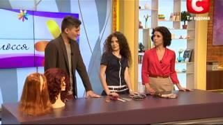 видео Выбираем прическу по типу волос и фасону платья