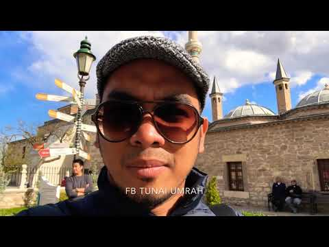 #59 MEVLANA MUSEUM - KONYA - TURKEY TRIP BY TIRAM TRAVEL Special Lead By Muhammad Fakhruddin