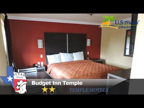 Budget Inn Temple - Temple Hotels, Texas