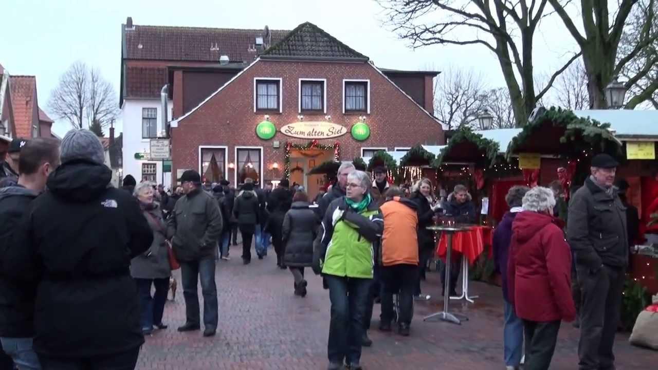 Weihnachtsmarkt Greetsiel.Lüttje Greetmer Wiehnachtsmarkt Advent In Greetsiel 2013 Hd
