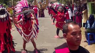 Karnaval Wonokoyo Kedungkandang AR Familly Apache Indian - DJ inky Granat