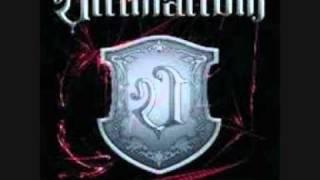 Ultimatium - Curtain of Darkness