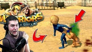 МЕГА УГАРНАЯ ИГРА! ВЕСЕЛЫЕ ГЛАДИАТОРЫ ➤ Warriors Rise to Glory!